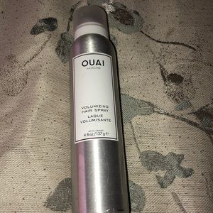 Other - Ouai volumizing hair spray
